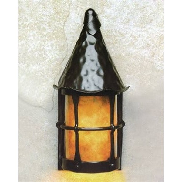 LF201F Cottage Flush Wall Sconce