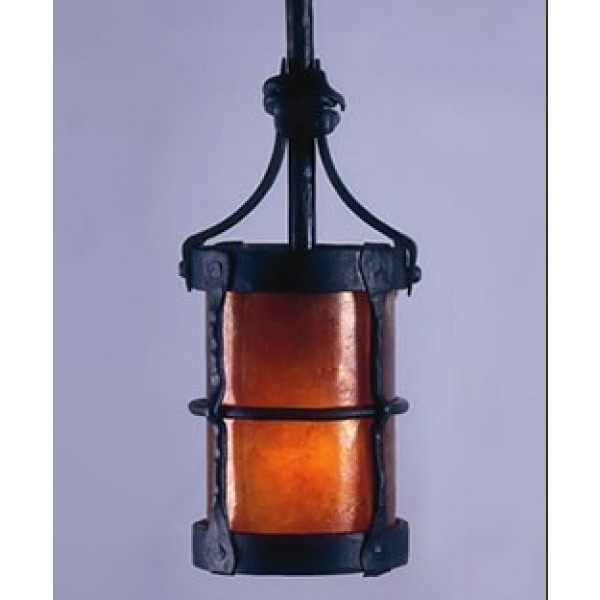 LF204 Manor Small Pendant Mica Lamps