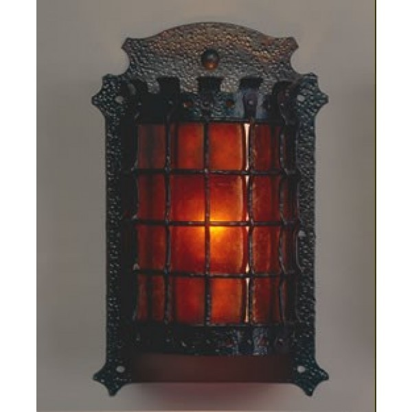 LF205 Manor Small Wall Sconce