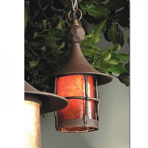 SB1 Storybook Elf Ceiling Pendant Mica Lamp Company