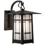 San Marino Hook Arm Wall Sconce