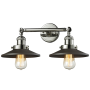 Innovations Lighting Railroad 2 Light Wall Mount