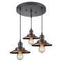Innovations Lighting Railroad 3 Light Pendant