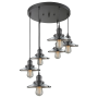 Innovations Lighting Railroad 6 Light Pendant