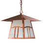 Arts and Crafts Chain Pendants Palisades