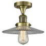 Innovations Lighting Halophane Flush Ceiling Mount