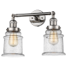 208 Canton 2 Light Wall Sconce Innovations Lighting