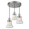 Innovations Lighting Bellmont 3 Light Pendant