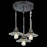 211/3 Halophane 3 Light Pendant Innovations