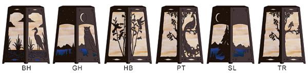 Baldwin window options