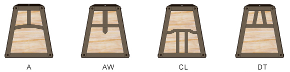 Palisades window options