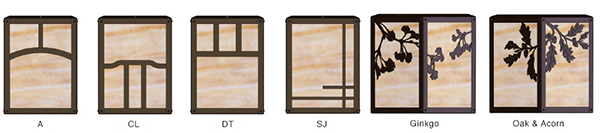 brooklake window options