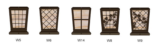 Spring Street window options