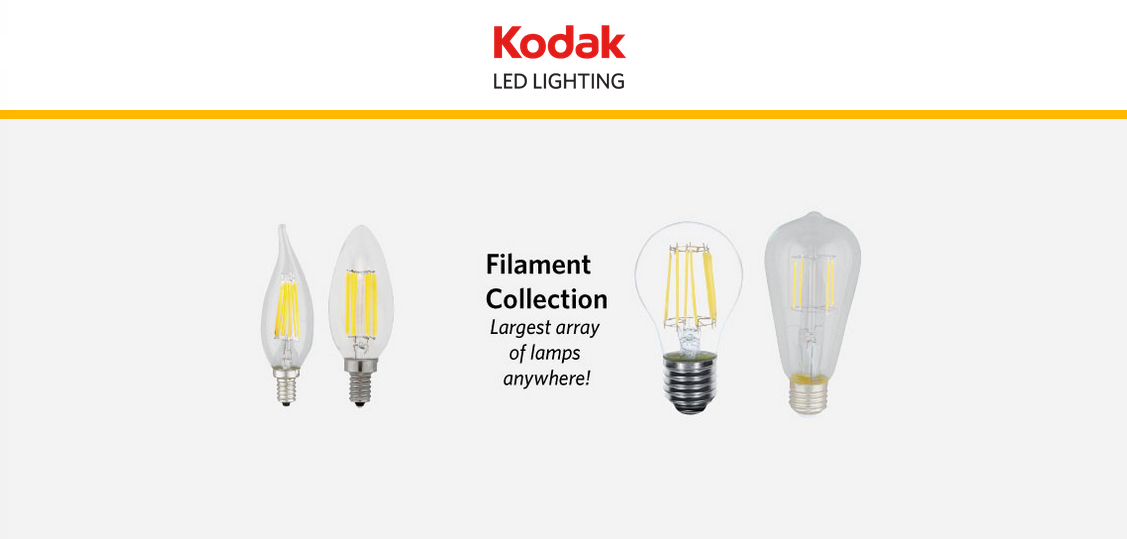 kodak led light bulbs