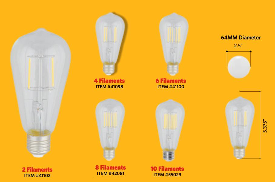 kodak led light bulbs
